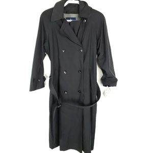 London Fog Limited Edition Trench Coat 8 Petite